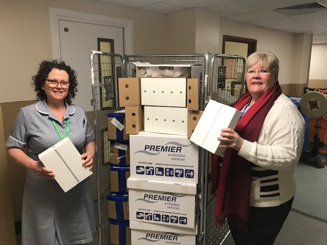 Making a difference at the NHS frontline