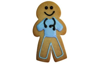 Morrisons celebrates NHS with 'Gingerbread Hero'