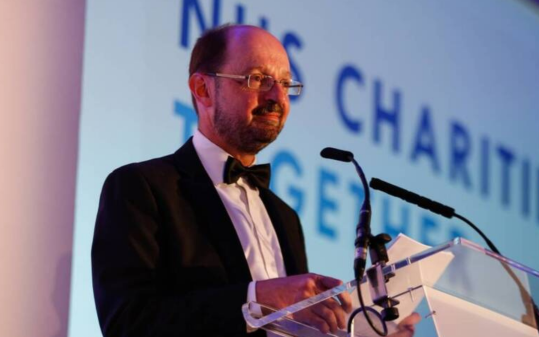 NHS Charities Together chairman awarded OBE in New Year Honours