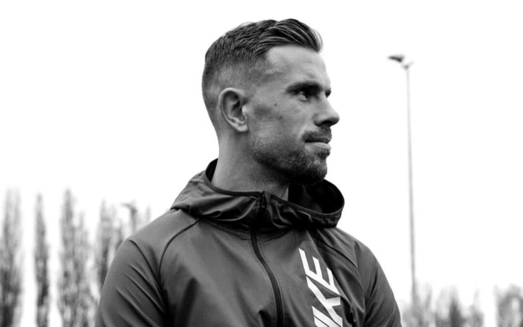 Jordan Henderson appointed official Champion of NHS Charities Together